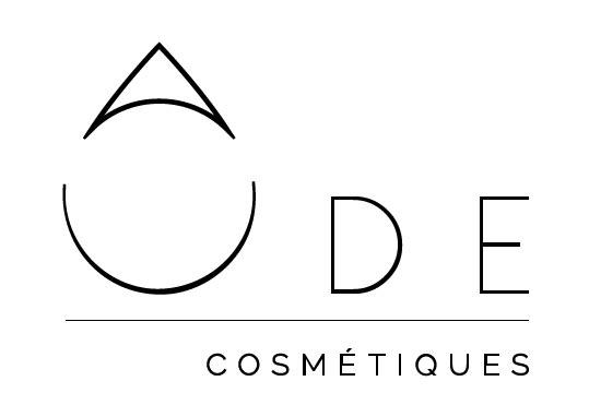 Logo Ode Cosmétiques - la marque francaise aux produits naturels pour le corps, le visage et les cheveux. Expert en remède pour pertes de cheveux.