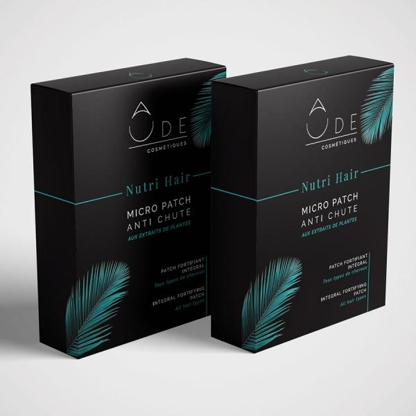 Boites Nutri Hair, la solution pour lutter contre la chute du cheveux et la calvitie