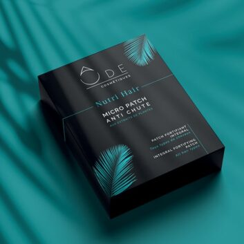 Patch anti-chute de cheveux pour luter contre la perte capillaire