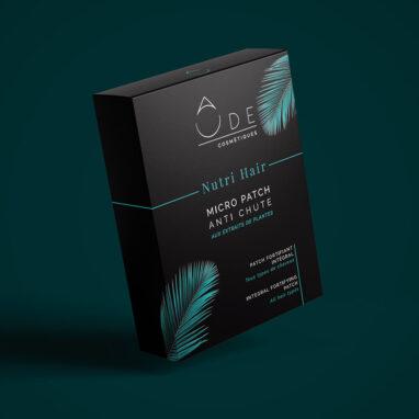 Patch anti-chute de cheveux, le remède contre la perte de cheveux chez les femmes et les hommes